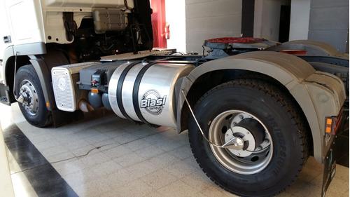 mercedes benz actros 2041 automático excelente zaccocamiones