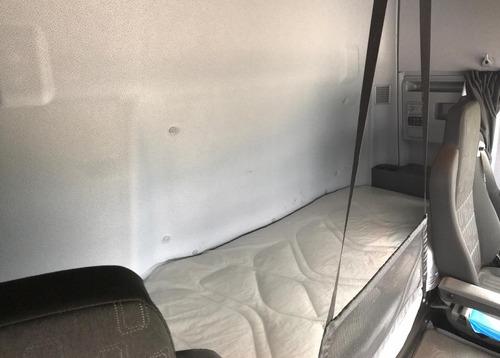 mercedes benz actros 2041 s36 4x2  cabina dormitorio