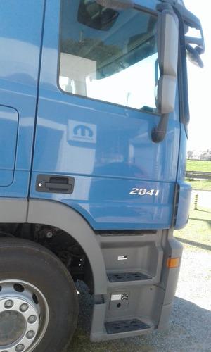 mercedes benz actros 2041 s/36 4x2 nt