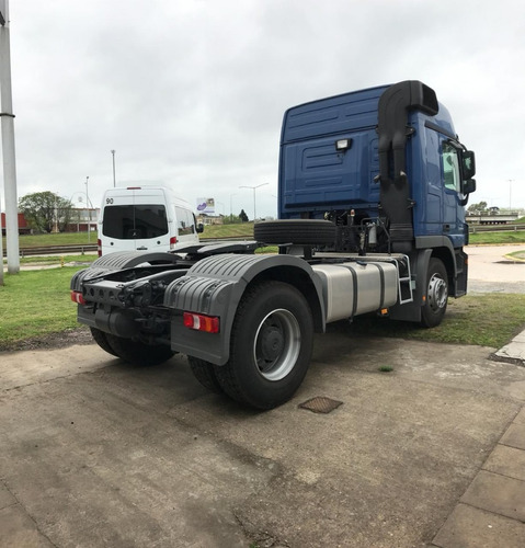 mercedes benz actros 2041 tractor euro 3