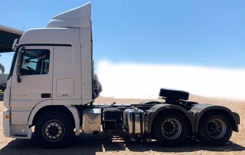 mercedes-benz actros 2546 automático - 6x2 - 2015/2016