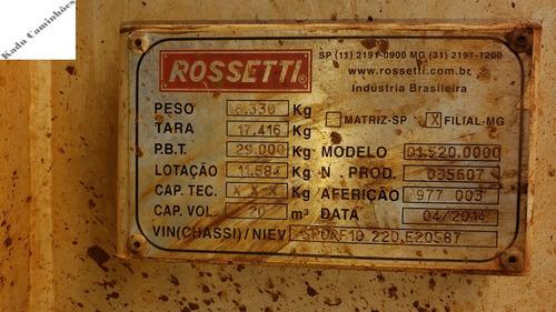 mercedes-benz actros 4844 8x4 2014 basculante ñ scania volvo