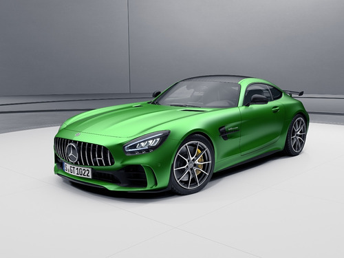 mercedes benz amg gt r coupe 4.0 v8 gt r 557 c 2020 0km
