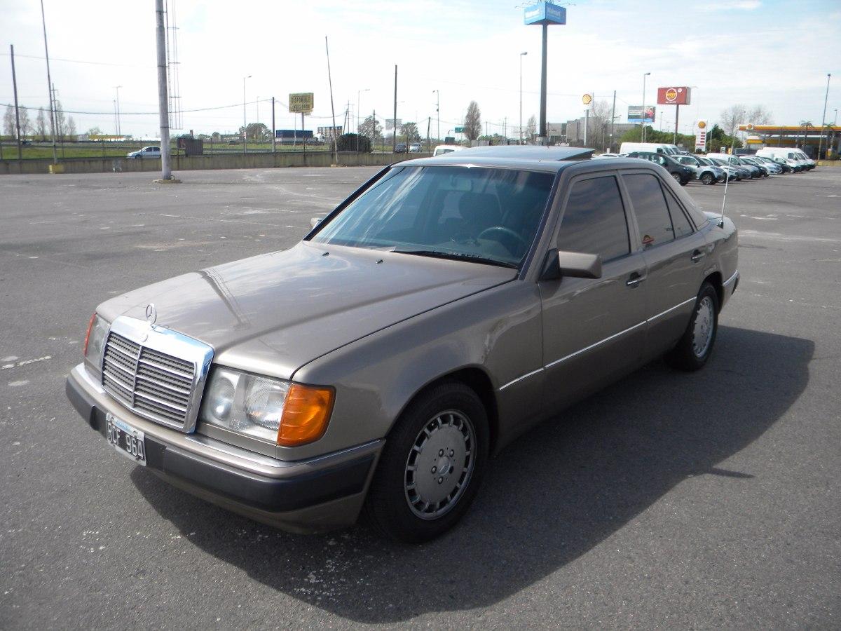 Mercedes Benz Año 90 Unico Por Su Estado Permuto Cargando Zoom