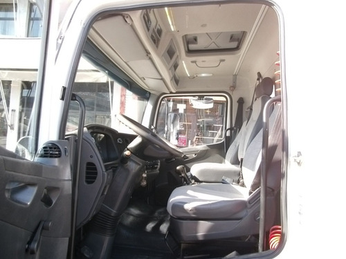 mercedes benz atego 1418 2012 chasis c/cabina