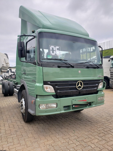 mercedes-benz atego 1418 6x2 chassi 2006 / financiamos