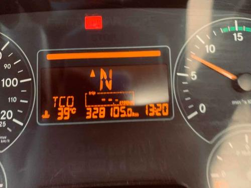 mercedes benz atego 1418 c furgón térmico super congelado