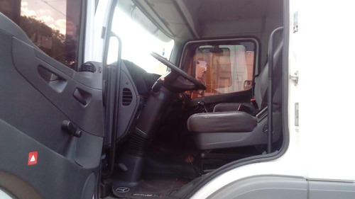mercedes benz atego 1418/2014 chasis solo
