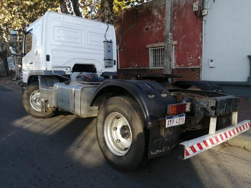mercedes benz atego 1628 tractor año 2012