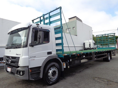 mercedes-benz atego 1719 4x2 11,50mts