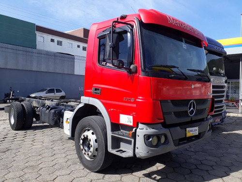 mercedes-benz atego 1719 no chassi