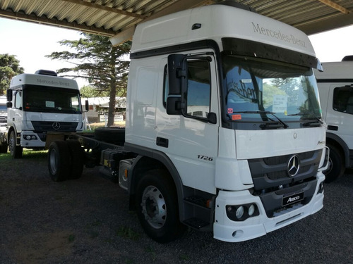 mercedes benz atego 1720 /42 cd 0km