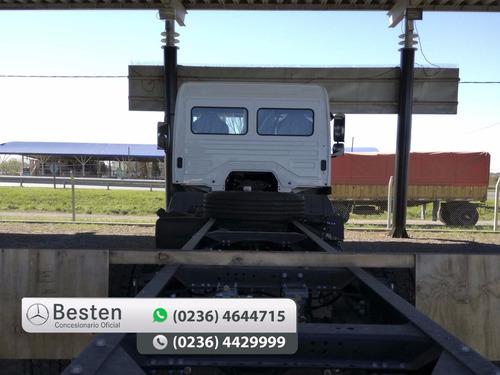 mercedes benz atego 1720/36 camiones nuevo 0km financiación