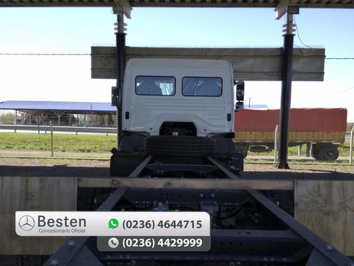 mercedes benz atego 1720/48 cn 0km financiacion 70/30 besten