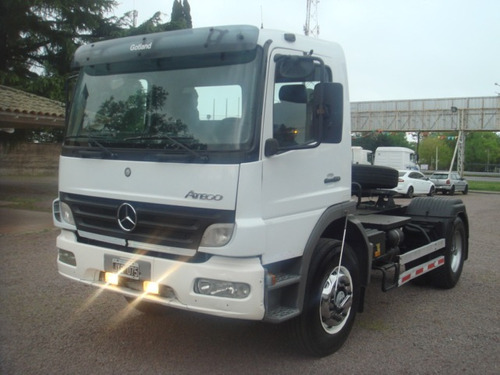 mercedes benz atego 1725 `11 tractor $ 11111