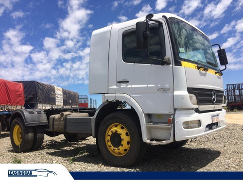 mercedes benz atego 1725 2008 impecable!