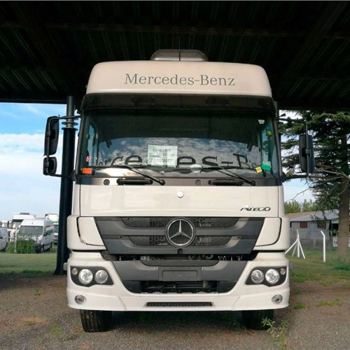 mercedes benz atego 1726 a/42 4x4 cabina ext. financiado.