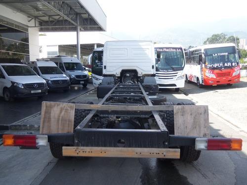 mercedes benz atego 1726  mod 2022 camion para 10t