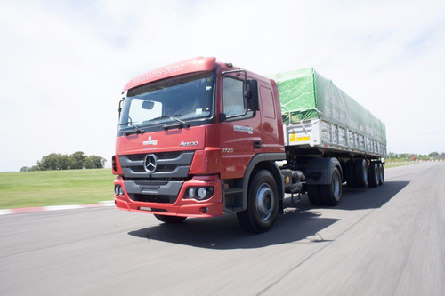 mercedes benz atego 1726 s/36 cd - tractor camiones 0km