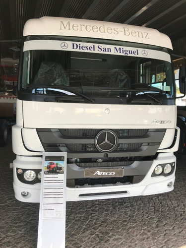 mercedes benz atego 1726/36 cd plan ahorro 70/30