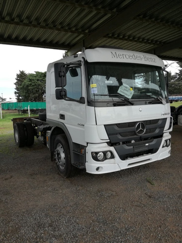 mercedes benz atego 1726/42 cn camiones