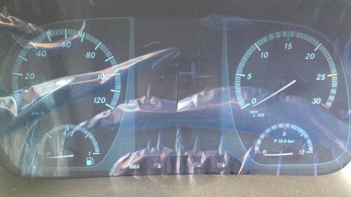 mercedes benz atego 1726/42 techo elevado 2020 0km camion