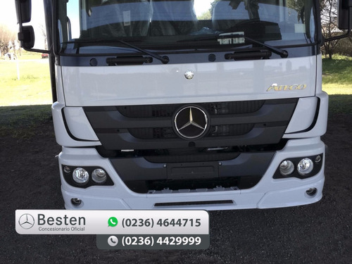 mercedes benz atego 1726/48 cn 0km financiación
