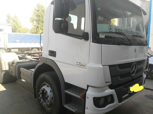 mercedes-benz atego 2013 9000km impecable