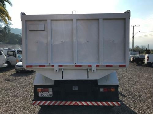 mercedes benz atego 2425 - caçamba - fernando caminhões