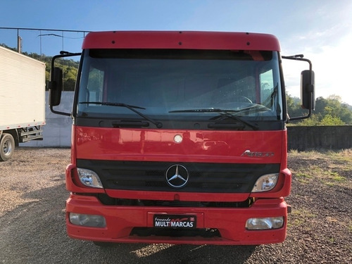 mercedes benz atego 2425 - no chassi