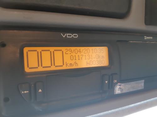 mercedes-benz atego 2426 17/18 bau refrigerado