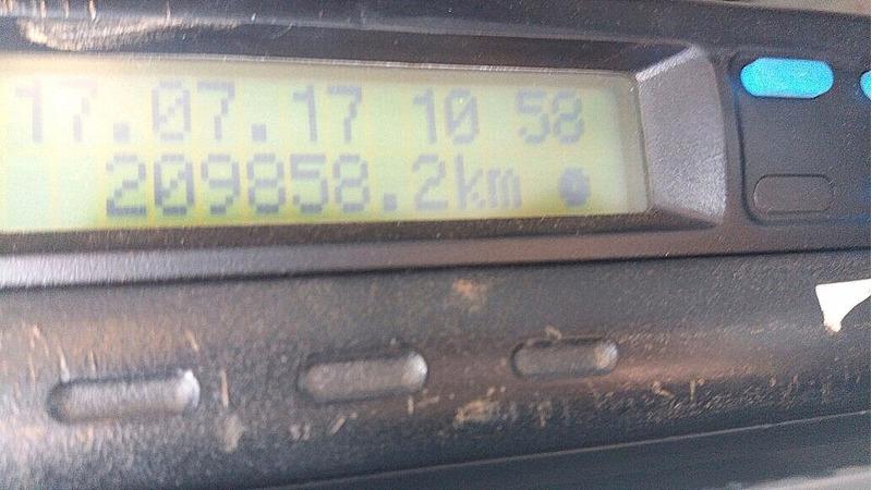 mercedes-benz atego 2426 - 2013