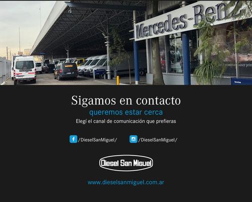 mercedes benz atego 2426/48 cd plan renovación