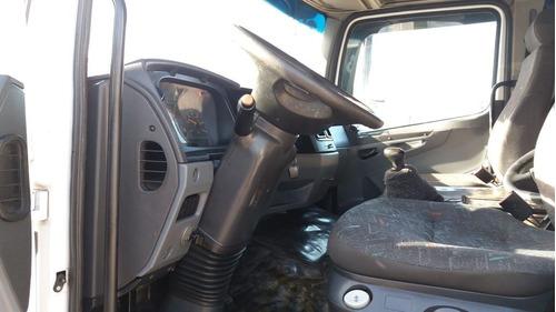 mercedes benz atego 2428 master - fernando caminhões