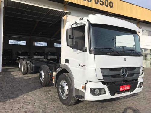 mercedes-benz atego 2429 bi truck