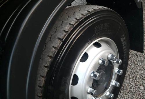 mercedes benz atego 2430 - graneleiro 8.40m bitruck 8x2