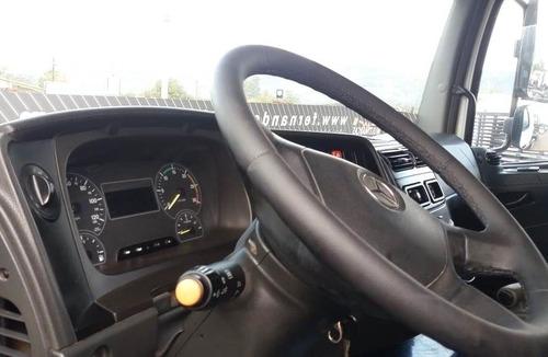 mercedes benz atego 2430 - no chassi bitruck 8x2