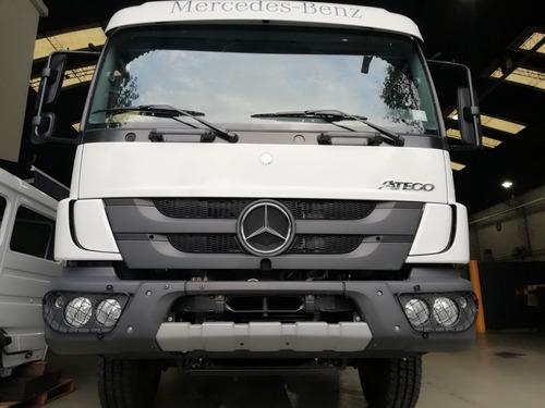 mercedes benz atego 2730 k/36 6x4 ce  diesel 0km blanco