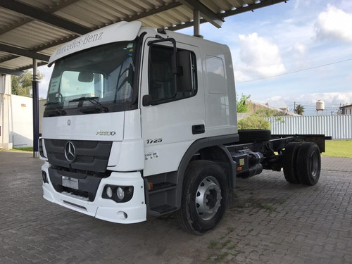 mercedes benz atego euro 3  cd1725/42ultimo euro 3 pq