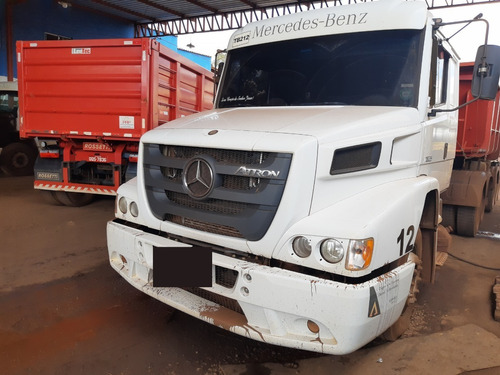 mercedes-benz atron 1635 truck manual