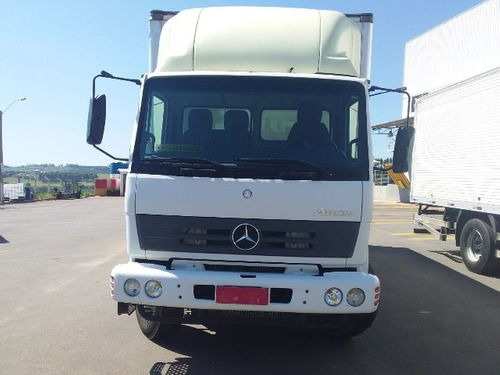 mercedes-benz atron 1719 toco chassi / baú