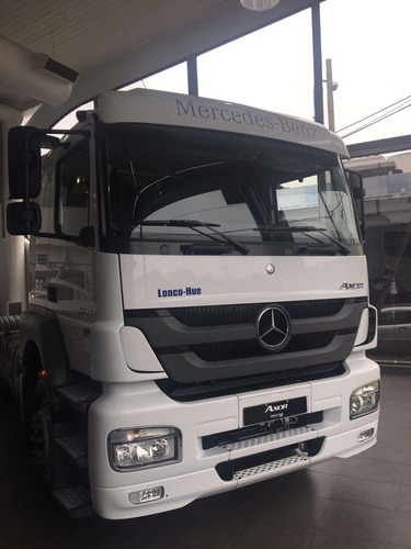 mercedes benz axor 1933 s/36 entrega inmediata 70% financiad