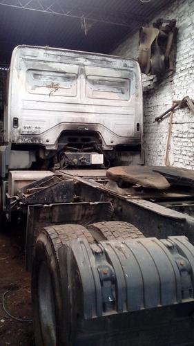mercedes benz axor 1933 tractor quemado baja total