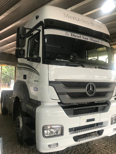 mercedes-benz axor 2036 s/36 cd te blanco