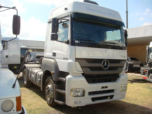 mercedes benz axor 2036 tractor impecable anticipo+financiac