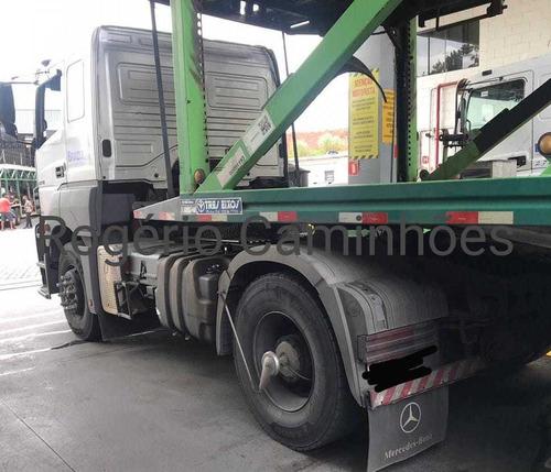 mercedes-benz  axor 2040 2008 4x2