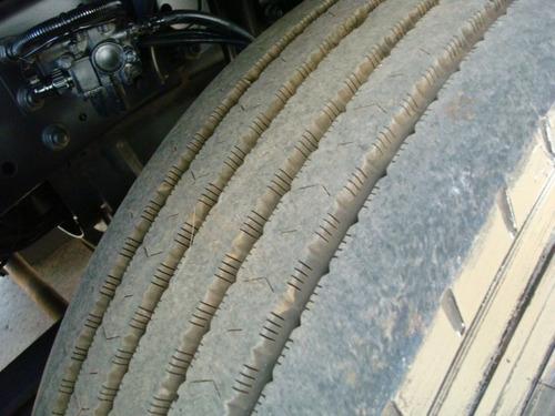 mercedes-benz axor 2540 2010 teto alto
