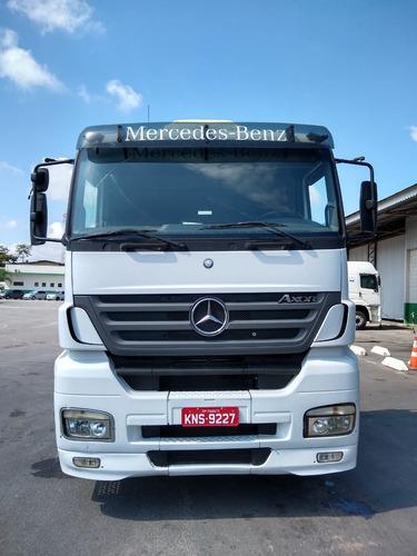mercedes benz axor 2540  6x2  ano 2008