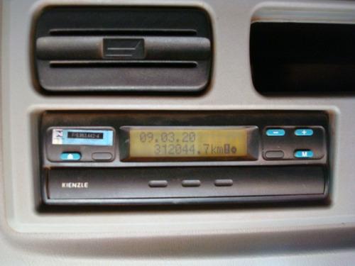 mercedes-benz axor 2540 teto alto 2008