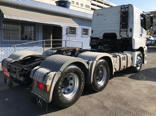 mercedes-benz axor 2544 2011 rogério caminhões